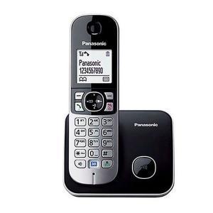 Panasonic KX-TG6811 Cordless Phone -HV