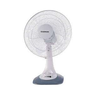 Olsenmark OMF1699 16 Inch 3 Speed Table Fan with Timer-HV