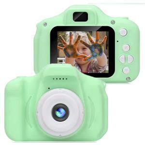 Digital Camera for Kids, Green-HV