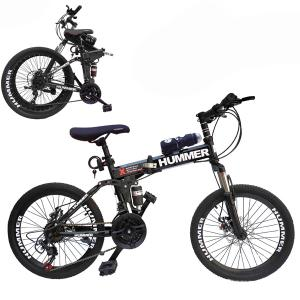 Wire Hummer 20 Inch Bicycle Black GM26-6-bl-HV
