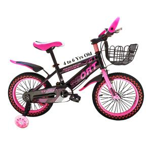 14 Inch Quick Sport Bicycle Pink GM6-p-HV
