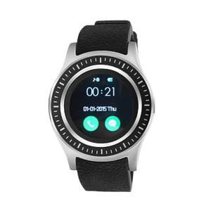 G-tab S1 Bluetooth Smart Watch With Sim Card, Silver-HV