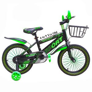 18 Inch Quick Sport Bicycle Green GM8-g-HV