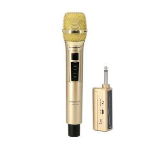 Olsenmark OMMP1275 Professional Dynamic Wireless Microphone-HV