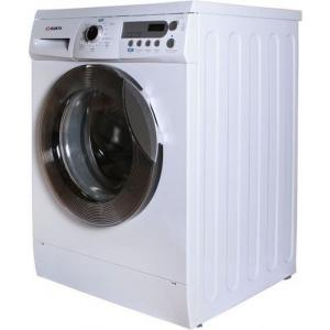Elekta  EAWD-8735 7 Kg Front load Washing Machine With Dryer, White-HV