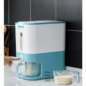 Automatic Metering Rice Bucket Storage-HV