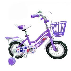 12 Inch Girls Cycle Purple GM2-pur-HV