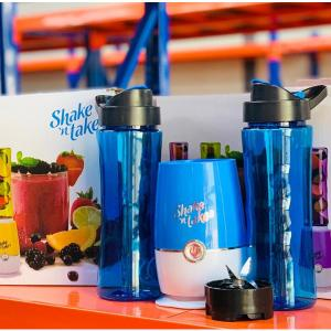Shake n Take with 2 Bottles, Assorted color-HV