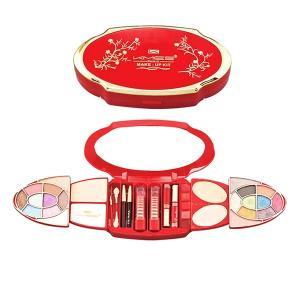 KMES C-912 Round Design Small Makeup Kit-HV