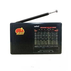 Sanford Pocket Radio 9 Band- SF1030PR-HV