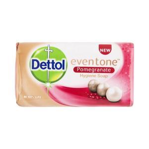 Dettol Eventone Pomegranate Hygiene Soap, 150 g-HV