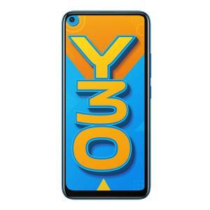 Vivo Y30 4GB Ram 128GB Storage Dual Sim Android 10 Blue-HV
