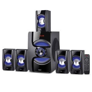 Clikon CK844 5 IN 1 Multimedia Speakers-HV