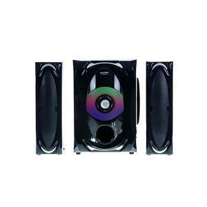Krypton KNMS6082 2.1 Channel Multimedia Speaker System, Black-HV