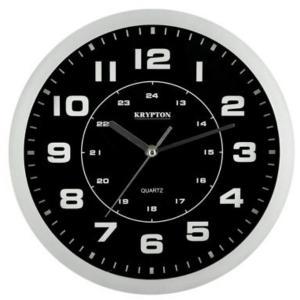 Krypton KNWC6121 Round Wall Clock-HV