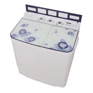 Geepas GSWM6473 Semi Mini Automatic Washing Machine 3.5Kg-HV