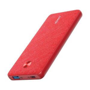 Anker A1231H91 PowerCore Slim PD 10000mAh Power Bank Red-HV