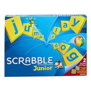 Scrabble Junior English Crossword Game-HV