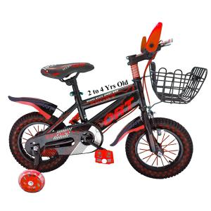 12 Inch Quick Sport Bicycle Red GM17-r-HV
