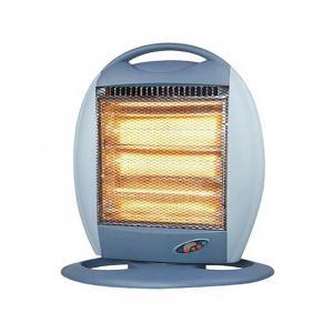 Olsenmark OMHH1642 Halogen Heater, Grey-HV