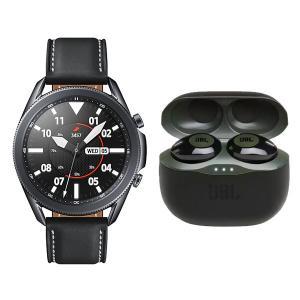 Samsung Galaxy Watch3 Bluetooth (45mm) R840 Black With Free JBL Tune 120 TWS-HV