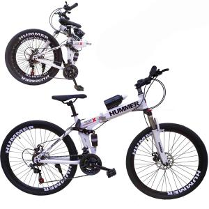 Wire Hummer 26 Inch Bicycle White GM23-w-HV