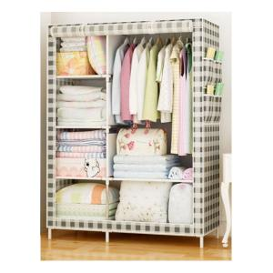 Portable Colothes Storage Closet-HV