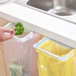 Rack Hanging Garbage Bag Holder, Assorted Color-HV