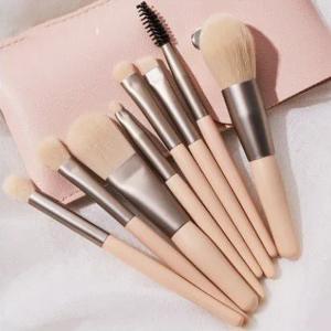 8 Packs Of Beauty Tool Brush-HV