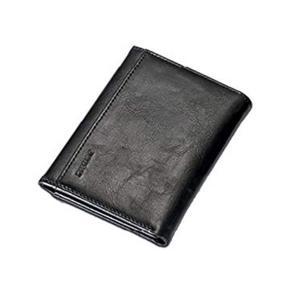 GO Wallet- Smart Wallet with Power Bank, Black-HV