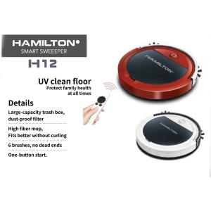 Hamilton H12 Automatic Smart Sweeper Robot With Remote Control-HV