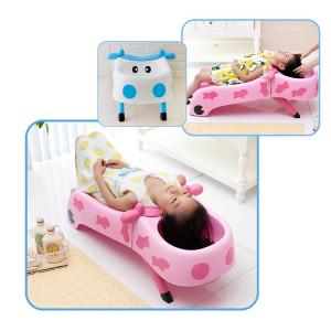 Shampoo Chair Pink GM281-p-HV