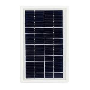 Olsenmark OMSP2774 Solar Panel 12v 3W Poly-crystalline Solar Panels -HV
