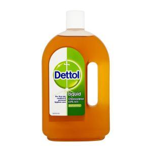 Dettol Antiseptic Liquid, 1 L-HV