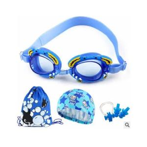 Four Piece Swimming Tool Set For Children-HV
