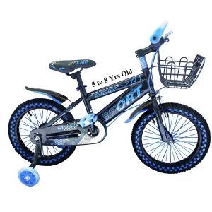 16 Inch Quick Sport Bicycle Blue GM7-b-HV
