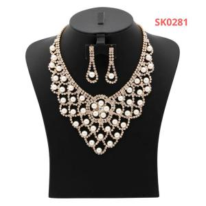 Lee Fashion Jewelry Set SK0281-HV