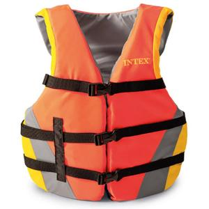 Intex 69681 Adult Life Vest-HV