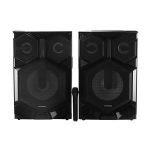 Olsenmark OMMS1187 High Power 2.0 Professional Speaker with Mic-HV
