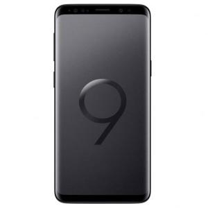 Samsung Galaxy S9 4GB Ram 256GB Storage Dual Sim Android Midnight Black-HV