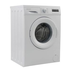 Sharp ES-FE710CZ-W Front Loading Washing Machine, 7Kg-HV