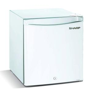 Sharp SJ-K75X-WH3 Mini Bar Refrigerator 65L, White-HV