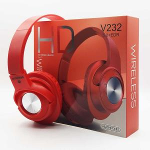 Bass Booster HD Stereo Wireless Headphones V232-HV