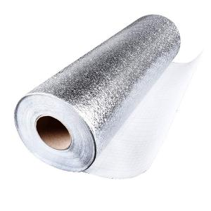 5 M Self Adhesive Kitchen Use Waterproof And Oil Proof Aluminium Foil Wrapping Paper Silver-HV
