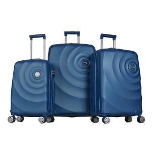 Platinum 1GR0106353-005 Travel Bag Dribble 3 Set, Navy-HV