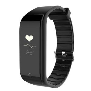 Riversong FT11 Smart Watch Wave S, Black-HV
