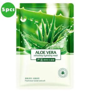 Aloe Vera Facial Mask 5 In 1 Pack-HV