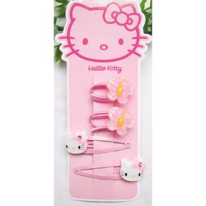 Hello Kitty Kids Hairpin Hair Rope Bowknot-HV