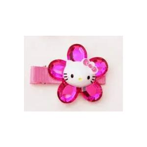 Hello Kitty Hairpin Rubber Band-HV