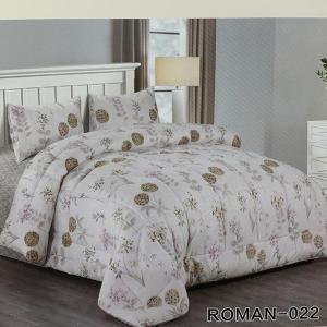 Roman King Size Comforter Set 4 pcs- 022-HV